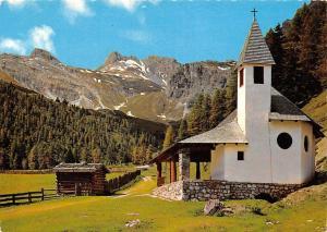 Bergkirche in Tirol Church Mountain Eglise Cabin