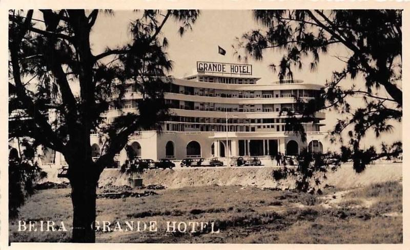Mozambique Beira - Grande Hotel