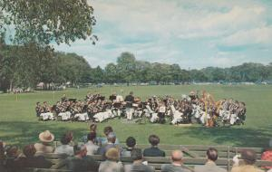 WEST POINT , New York , 50-60s ; USMA Band