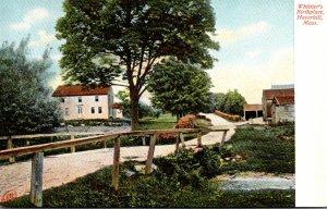 Massachusetts Haverhill Whittier's Birthplace
