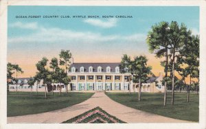 MYRTLE BEACH, South Carolina , PU-1932 ; Ocean-Forest Country Club