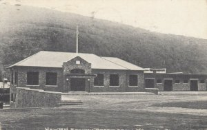 BRATTLEBORO  , Vermont , PU-1928;  New Railroad Station