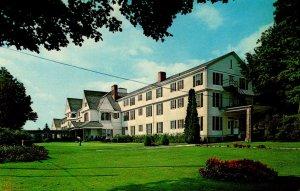 North Carolina Blowing Rock Green Park Hotel Showing Golf Putting Green