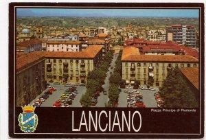 LANCIANO, Piazza Principe di Piemonte, unused Postcard
