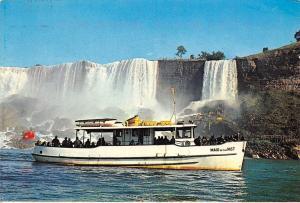 Canada Niagara Falls Boat Maid of the Mist