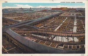 Union Stock Yards,  Chicago, Illinois, 00-10s