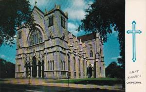 New York Buffalo Saint Joseph's Cathedral