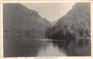Lake Gloriette in Dixville Notch, New Hampshire
