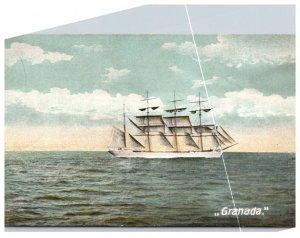 Granada, Sailing Vessel