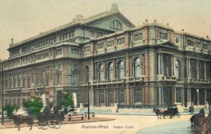 Argentina Buenos Aires Teatro Colon 06.35