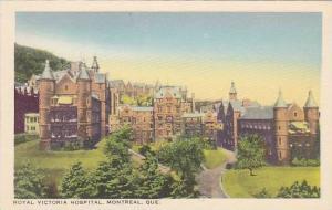 Royal Victoria Hospital, Montreal, Canada, 00-10s