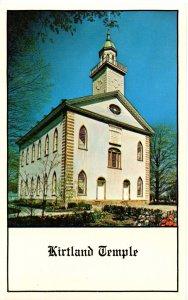 OH - Kirtland. Kirtland Temple