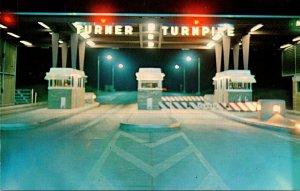 Oklahoma Turner Turnpike Entrance