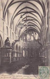 Interieur De La Collegiale, Mortain (Manche), France, 1900-1910s