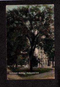 NB Parliament Building Fredericton New Brunswick Canada Carte Postale Postcard