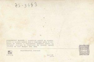 RP: Josephine Baker , 1940-50s  #3