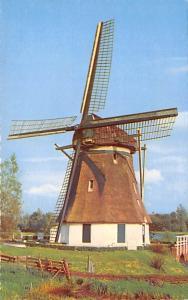Holland Dutch Windmill  Dutch Windmill