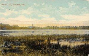 LP64   Ravenna Ohio Postcard   Crystal Lake