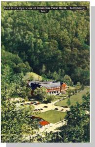 Gatlinburg,Tennessee/TN Postcard,Mountain View Hotel,Nr Mnt