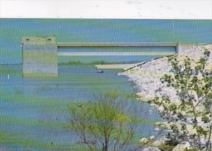 Iowa Appanoose County Rathbun Dam On Chariton River