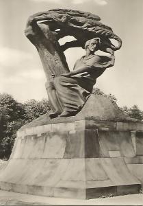 Postal 51460: WARSZAWA - Monumento