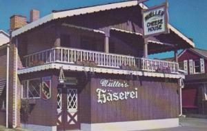 Ohio Sugarcreek Mullers Cheese House
