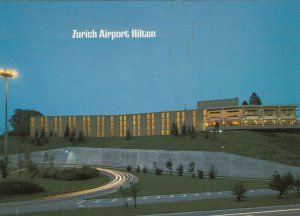 ZURICH, Switzerland , 50-70s ; Airport Hilton