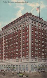 Indiana Indianapolis Hotel Severin