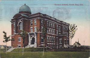 Normal School, North Bay, Ontario, Canada, 1900-1910s