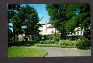 PQ Shriners Hospital Montreal Quebec Canada Carte Postale Postcard PC