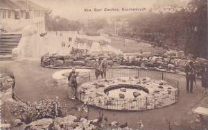 New Rock Gardens, Bournemouth, Dorset, England, UK, 1900-1910s