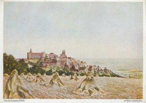 Postcard Germany Arthur Lehmann Neuleiningen Pfalz