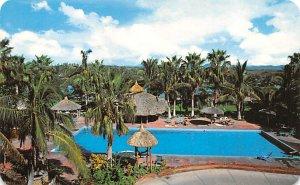 Hotel Playa Mazatlan Mexico Tarjeta Postal Unused