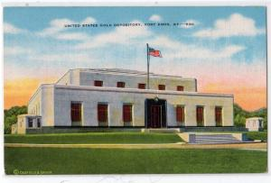 Gold Depository, Fort Knox KY