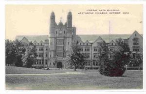 Liberal Arts Building, Marygrove College, Detroit, Michigan, 00-10s
