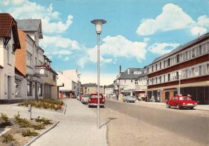 Karpfenstadt Reinfeld Hauptstrasse Auto Vintage Cars