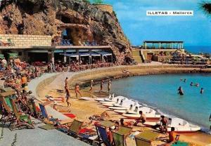 Spain Illetas (Mallorca) Playa Beach Strand Promenade