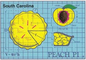 South Carolina , Peach Pi