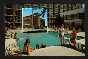 MD Holiday Inn Rockville GAITHERSBURG MARYLAND Postcard