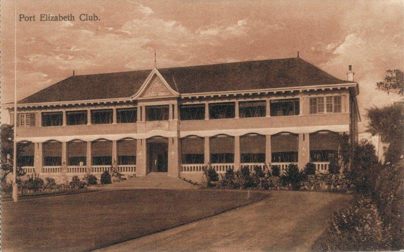 South Africa Cape Town Port Elizabeth Club 03.75