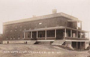 RP: ST LEONARD , New Brunswick , Canada , 1910s ; CYR Hotel