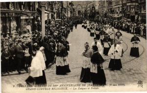 CPA ORLÉANS-Fetes du 500 anniversaire de Jeanne d'Arc-Les Eveques (265951)