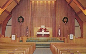 GRAND ISLAND , Nebraska , 50-60s ; St Paul's Lutheran Church