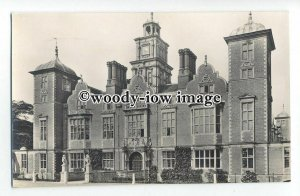 tq1626 - Norfolk - Southern Front of Stately Home of Blickling Hall - Postcard