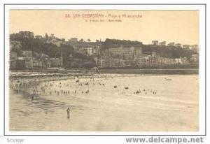 Playa y Miraconcha, San Sebastian, Spain, 00-10s