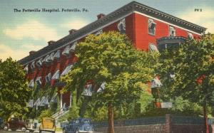 PA - Pottsville. The Pottsville Hospital
