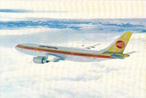 Continental Air Lines Airbus A300