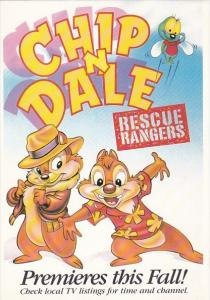Chip N Dale Rescue Rangers The Walt Disney Company