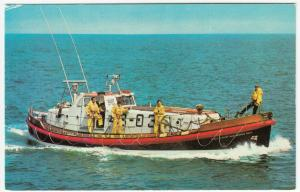RNLI 'Oakley' Class Lifeboat No 48-03 'Ruby & Arthur Reed', Cromer PPC Unposted