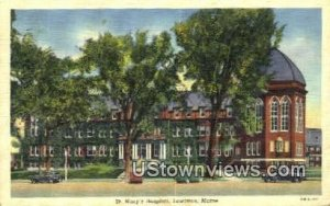St. Mary's Hospital in Lewiston, Maine